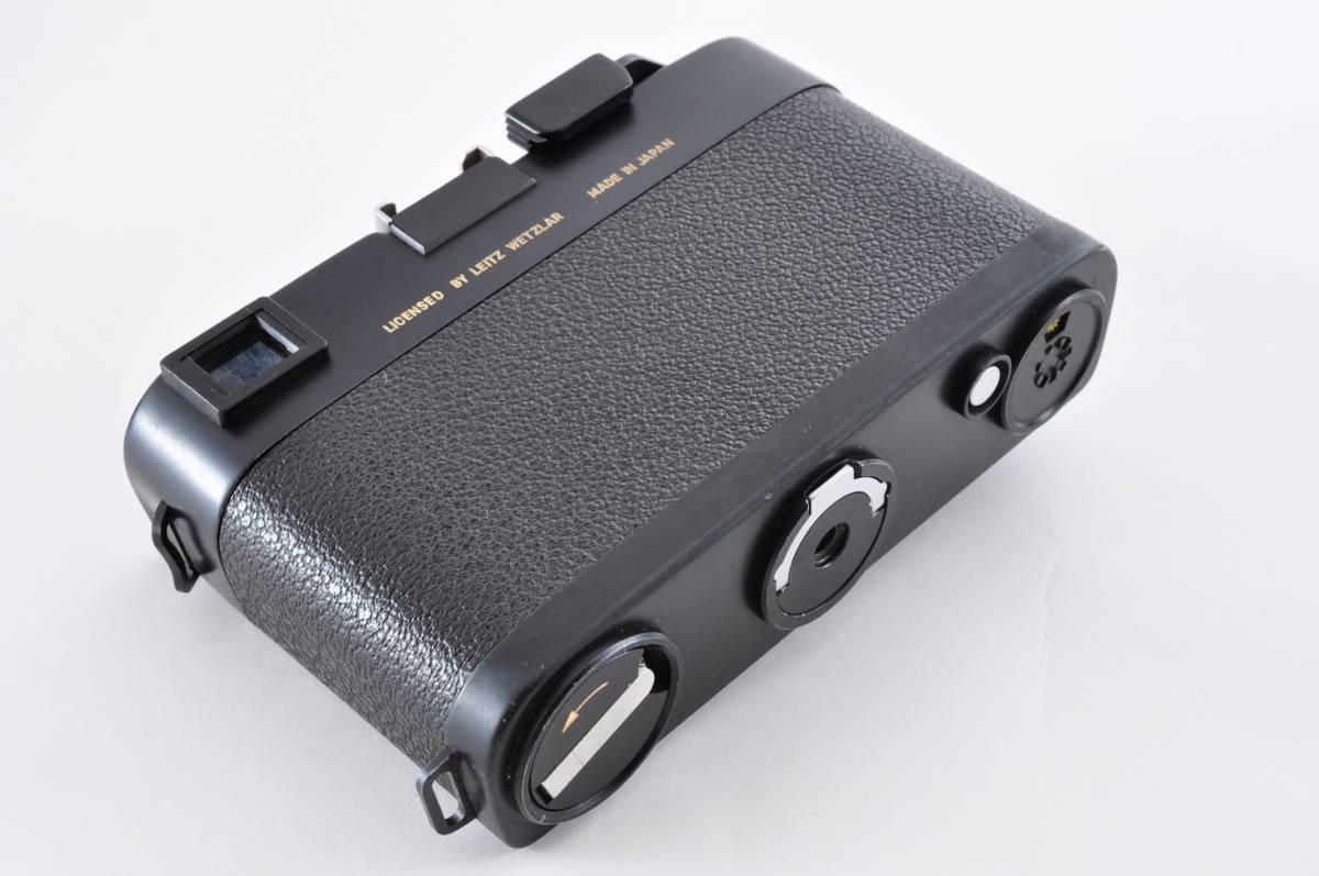 格安 Minolta CL ミノルタ CL ライカ M マウント 35mm Rangefinder 送料無料 防湿庫保管 フィルムカメラ アンティーク 最低落札価格無し_画像5