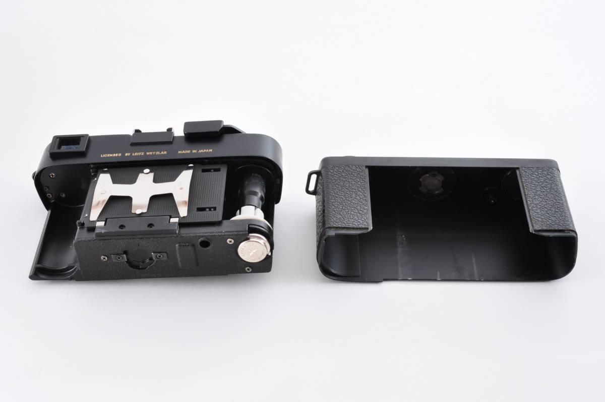 格安 Minolta CL ミノルタ CL ライカ M マウント 35mm Rangefinder 送料無料 防湿庫保管 フィルムカメラ アンティーク 最低落札価格無し_画像8