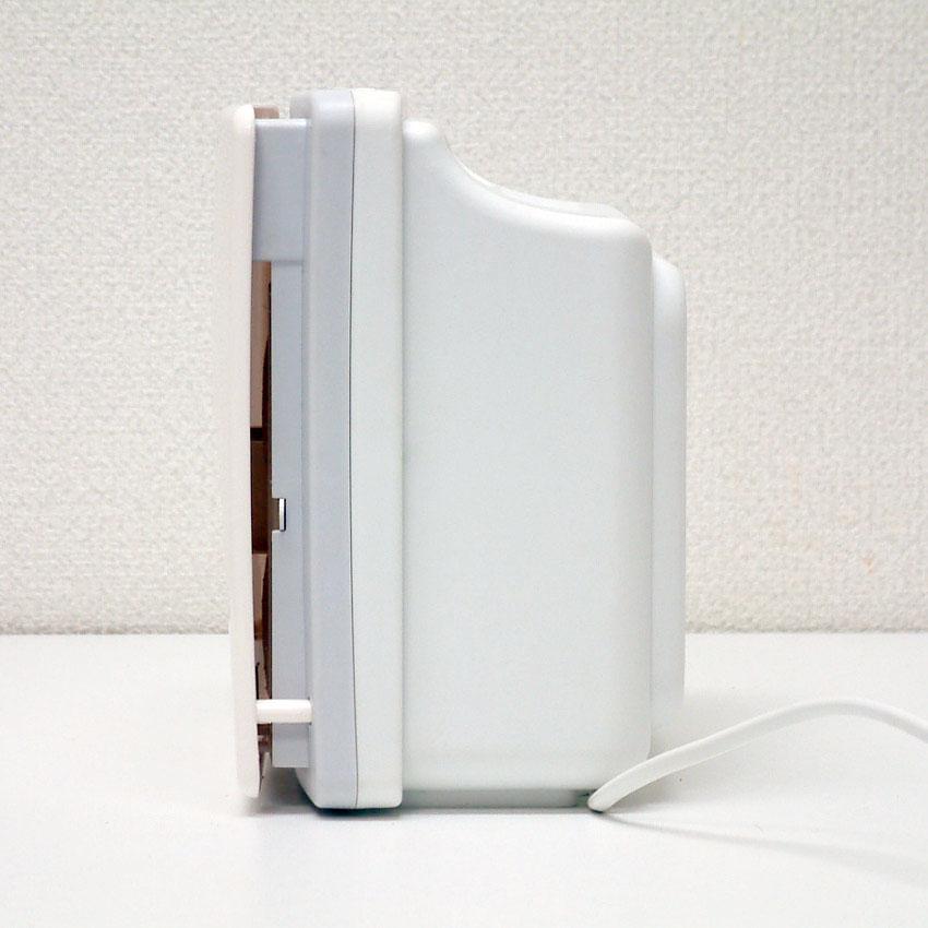 空気清浄機)光触媒小型除菌脱臭機/トイレ・玄関・キッチン・寝室用(4.5畳)/未使用/C2_画像4
