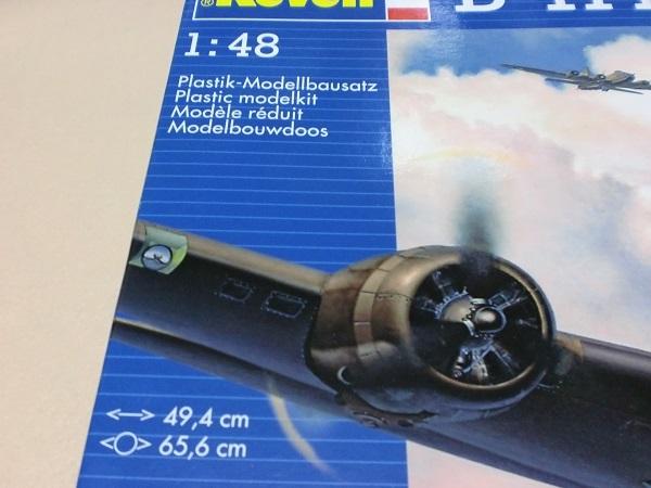ドイツ レベル 1/48 アメリカ空軍 フライング フォートレス メンフィスベル B-17F 空飛ぶ要塞 MEMPHIS BELLE  REVELL 04297 _画像2