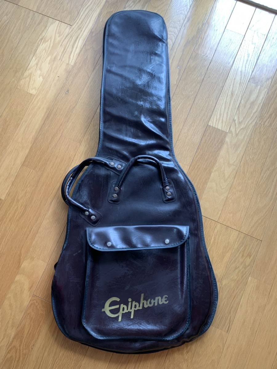 Epiphone (by GIBSON)セミアコ ギター【ジャンク 1円スタート】エピフォン by ギブソン_画像6