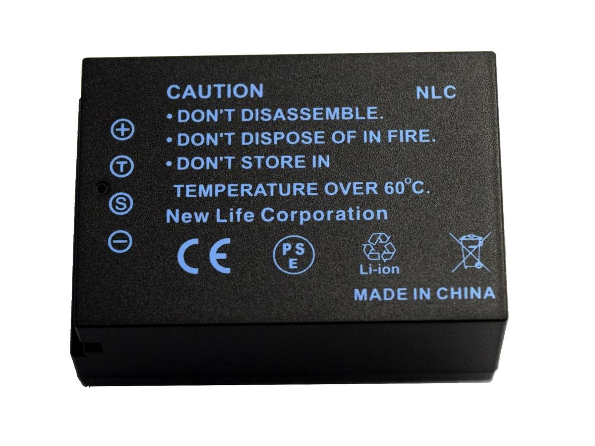 新品 FUJIFILM 富士フィルム NP-T125 1500mAh 互換バッテリー [ 純正品と同じよう使用可能 ] GFX 50S GFX 50R GFX 100 BC-T125_画像2