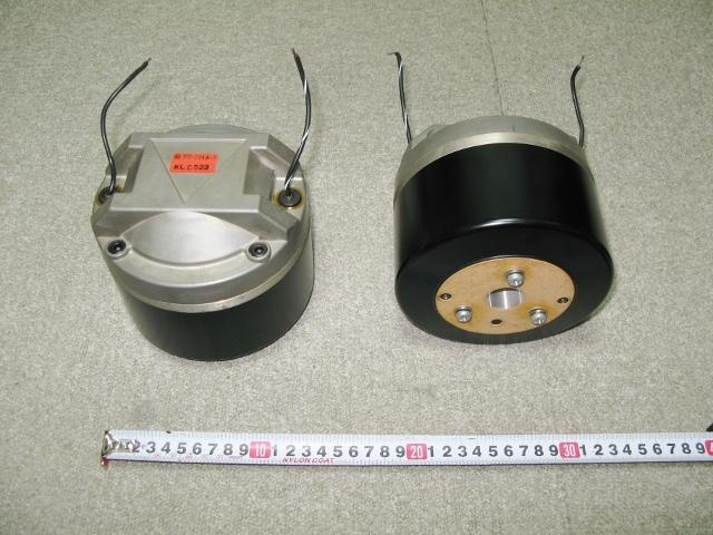 超レア ★ TAD TD-2002と同等品? ベリリウム振動板ドライバー ★(ペア)