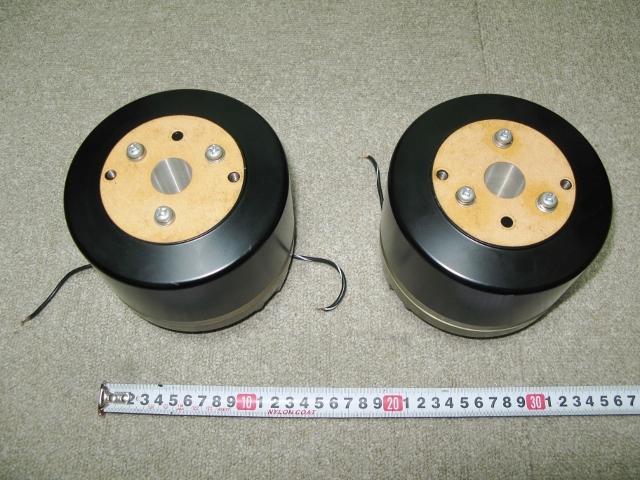 超レア ★ TAD TD-2002と同等品? ベリリウム振動板ドライバー ★(ペア)_画像8