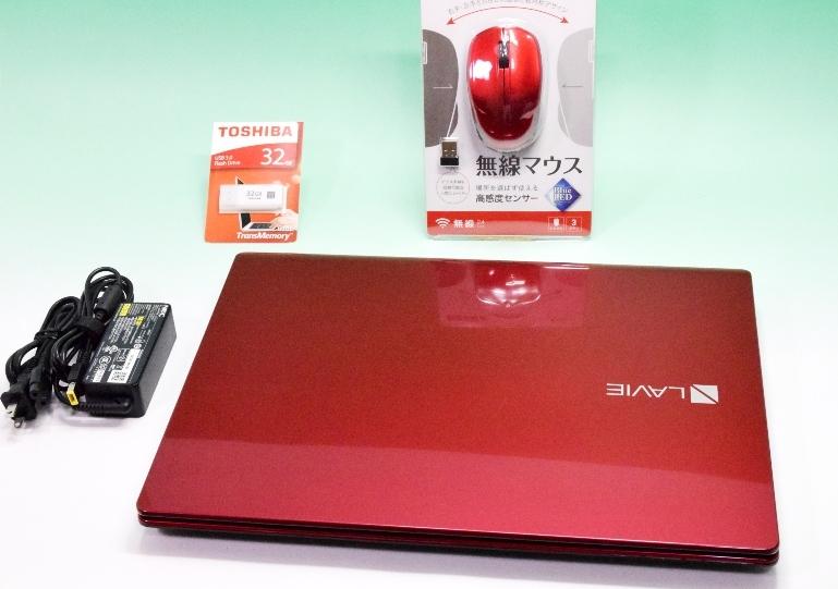リカバリ用USB / 新品ワイヤレスマウス付