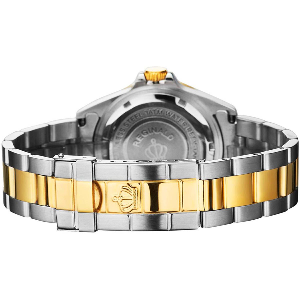 高品質 ダイバーウォッチ 腕時計 メンズ 人気トップブランド ROLEX風 サブ マリーナ ステンレス 300M防水性サファイア 共箱 国内発送即_画像4