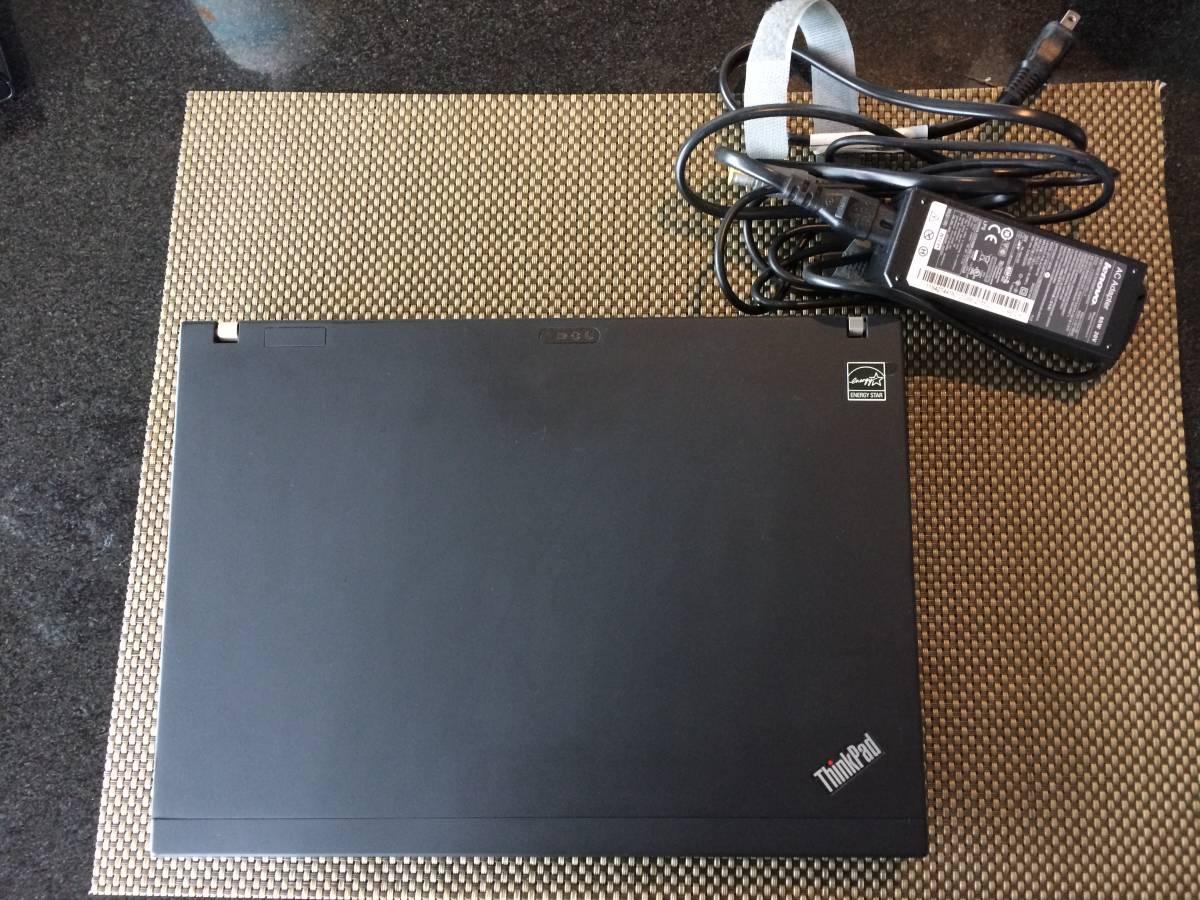 ThinkPad X201 Core i5-2.4GHz/メモリ6GB/320GB/Win7_画像4