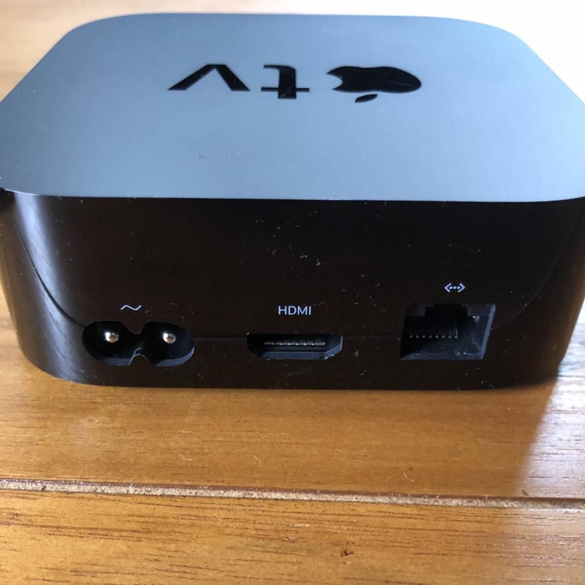 【中古】Apple TV 4K 64GB MP7P2J/A【送料出品者負担】_画像6