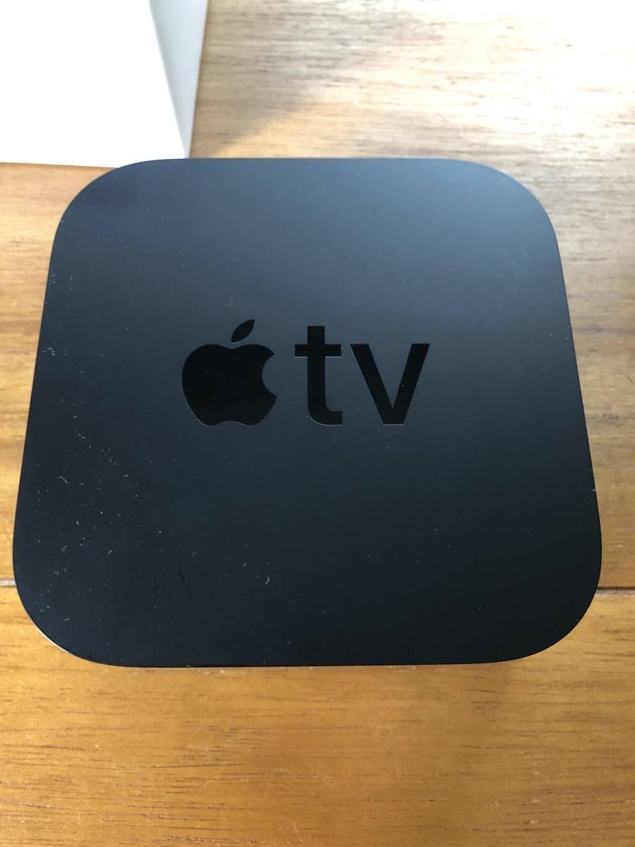 【中古】Apple TV 4K 64GB MP7P2J/A【送料出品者負担】_画像3