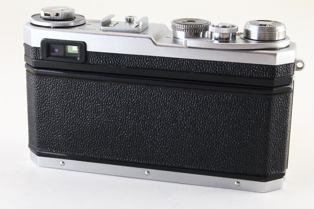 [A品] Nikon SP チタン幕*コレクター品*シリアル一致元箱*後期型*4051H_画像3