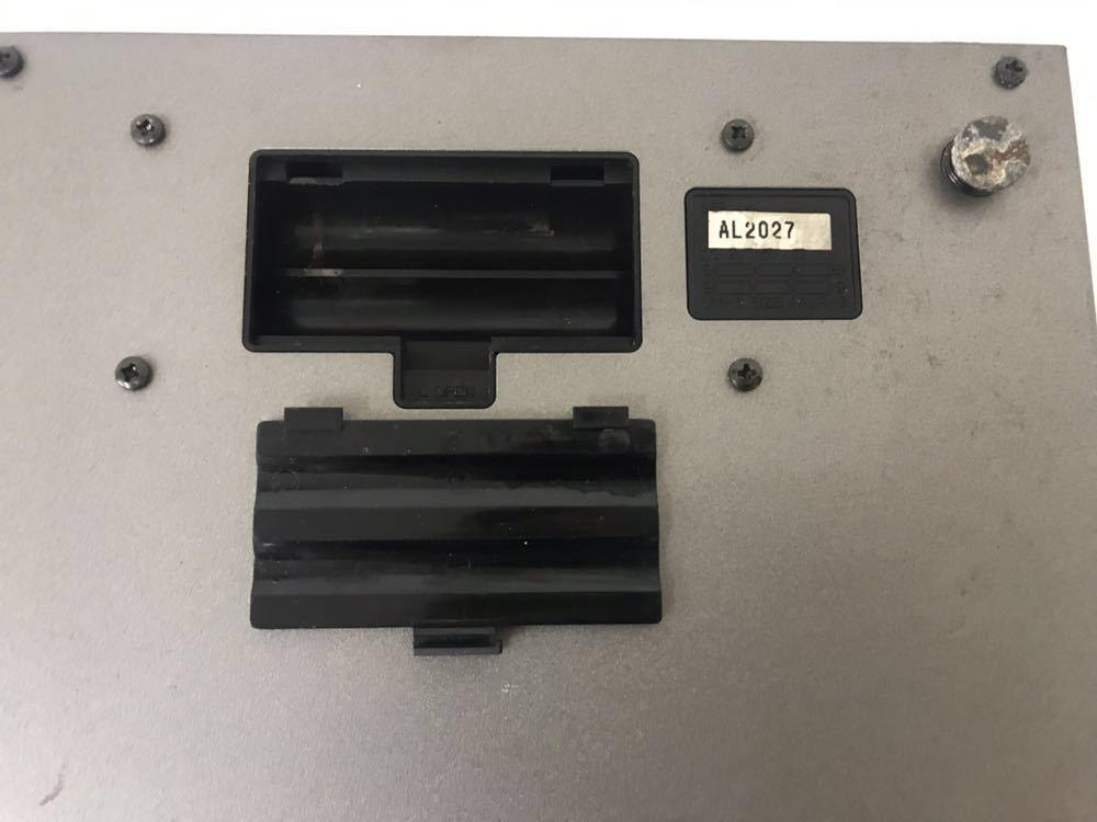 R051402 Roland FC-200 MIDIフットコントローラー 通電OK 動作未確認 ジャンク扱い_画像9
