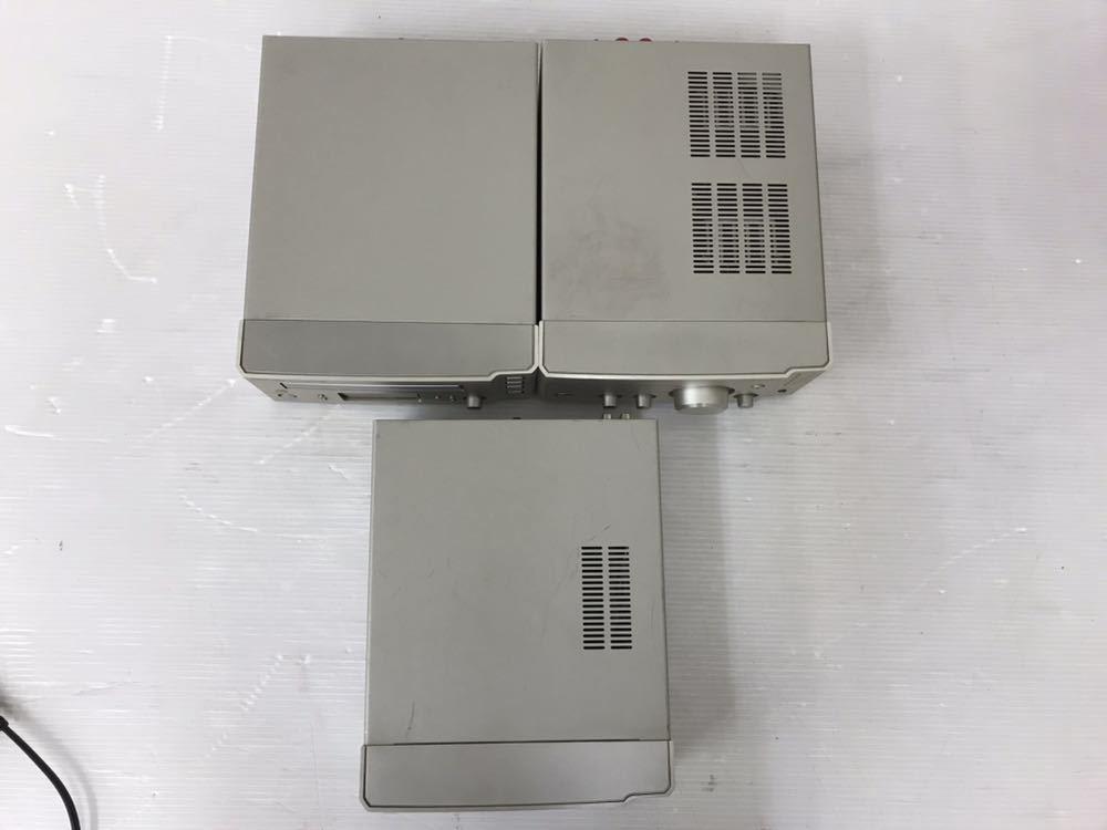 R051607 Pioneer システムコンポ・スピーカー セット T-N901/PD-N901/A-N701/S-N701 通電OK 難あり_画像10