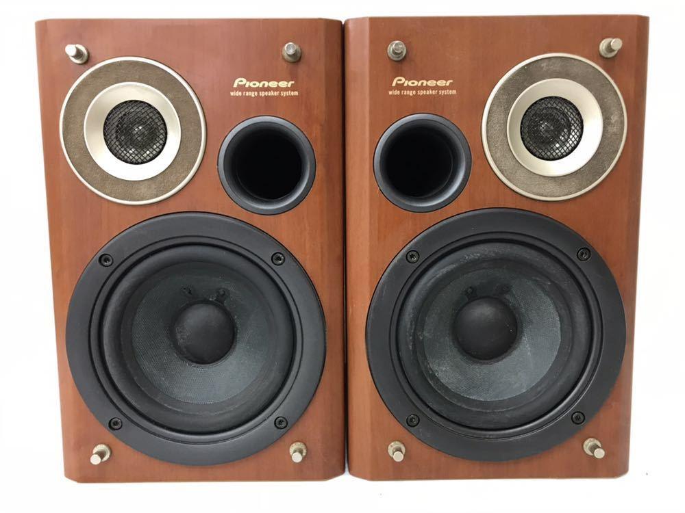 R051607 Pioneer システムコンポ・スピーカー セット T-N901/PD-N901/A-N701/S-N701 通電OK 難あり_画像2