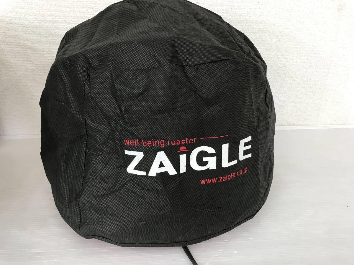 131.h052009 ザイグル 赤外線サークルロースター JAPAN-ZAIGLE 動作確認済み レッド_画像10