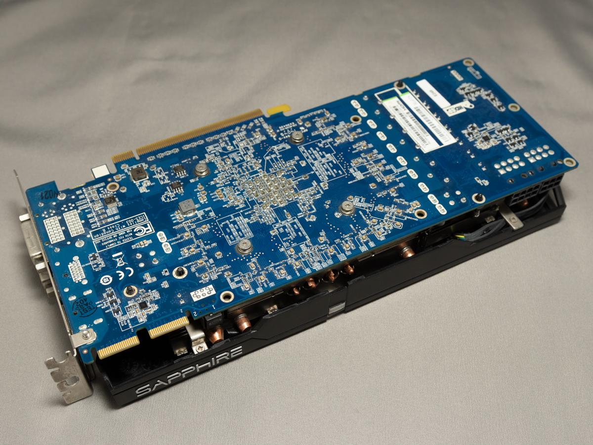 代購代標第一品牌- 樂淘letao - 【Mojave対応】 SAPPIRE Radeon R9 280X