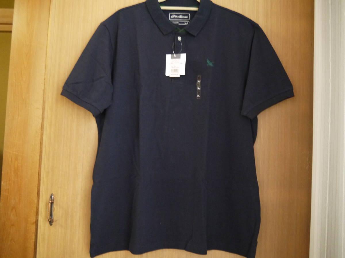 エディーバウアーの半袖ポロシャツ(新品・タグ付き)