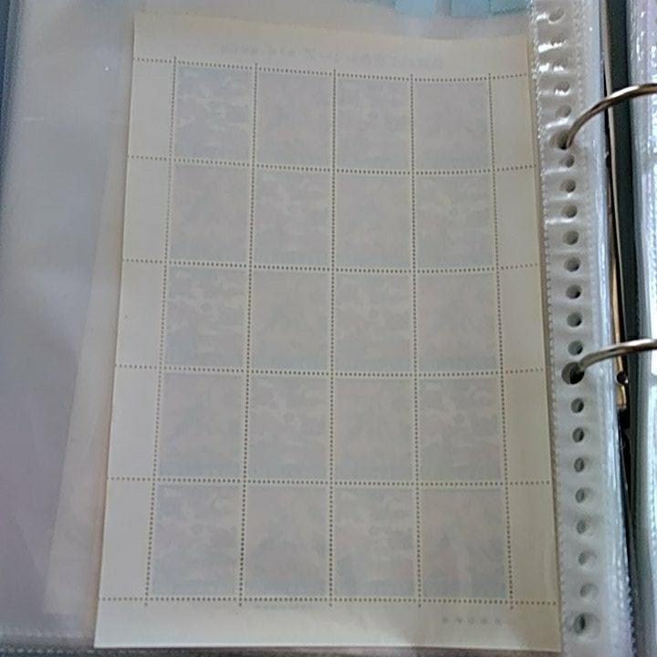 20 記念切手 伝統的工芸品シリーズ第2集 琉球紅型 60円20枚_画像2
