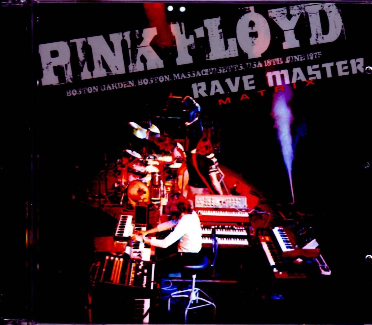 Pink Floyd ピンク・フロイド/Rave Master