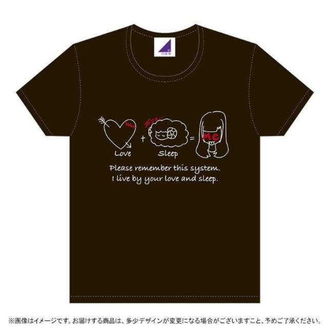 ★新品 乃木坂46 伊藤理々杏 2017年度 生誕記念Tシャツ Lサイズ
