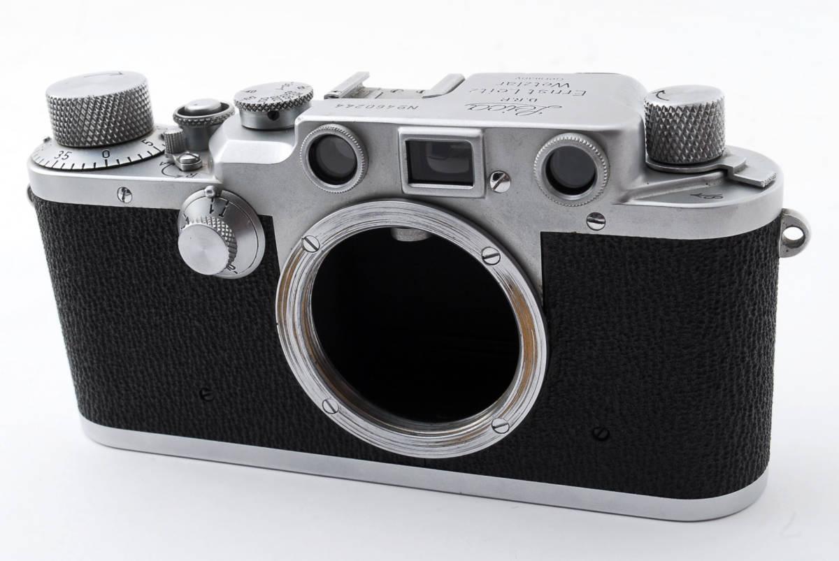 ★☆ライカ Ernst Leitz Wetzlar Leica Ⅲc ボディ #534☆★