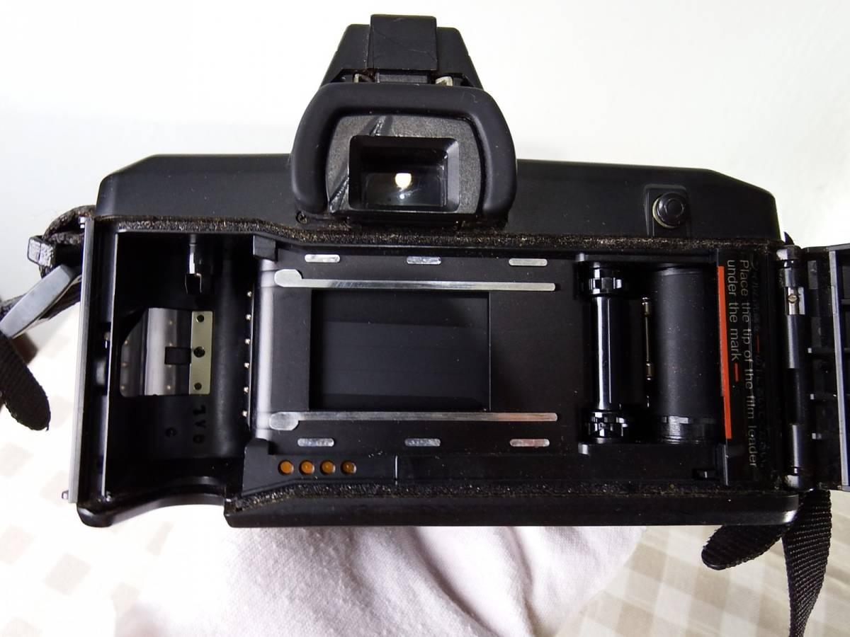 中古品 ジャンク品 KYOCERAキョーセラ AF80-200mm/4-4.8 52mm 電源は入ります_画像2