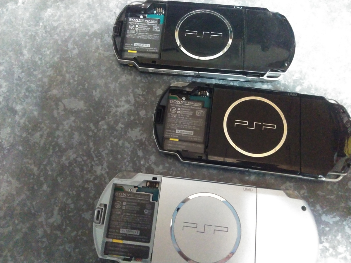 PSP-3000 本体_画像3