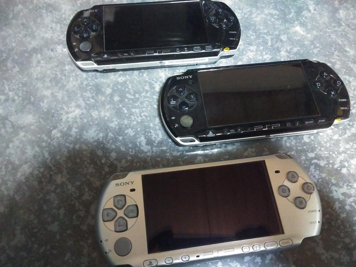 PSP-3000 本体