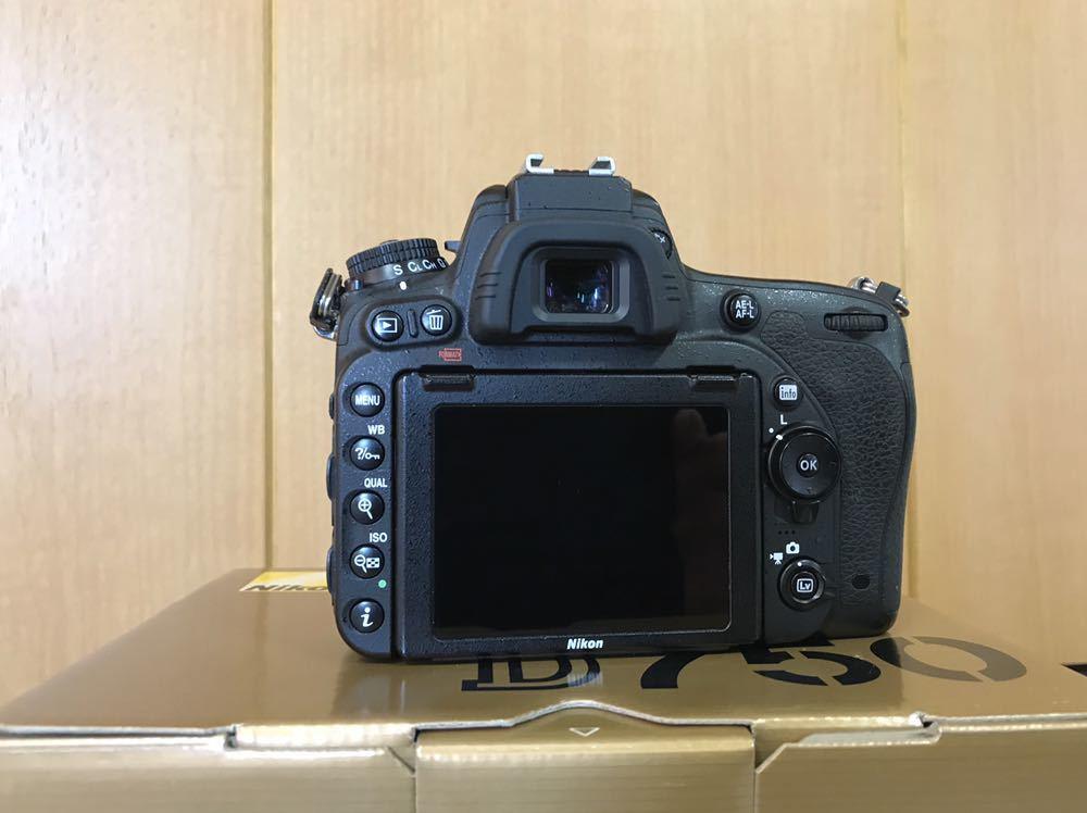Nikon ニコン D750ボディ おまけ付き_画像6