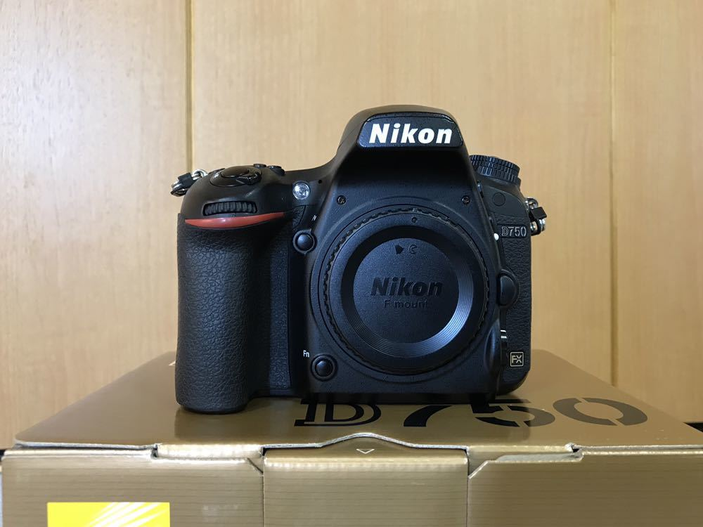 Nikon ニコン D750ボディ おまけ付き_画像2