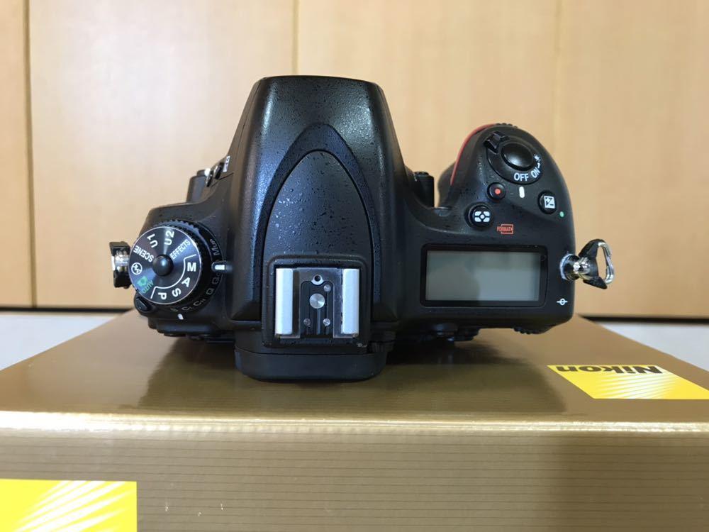 Nikon ニコン D750ボディ おまけ付き_画像7
