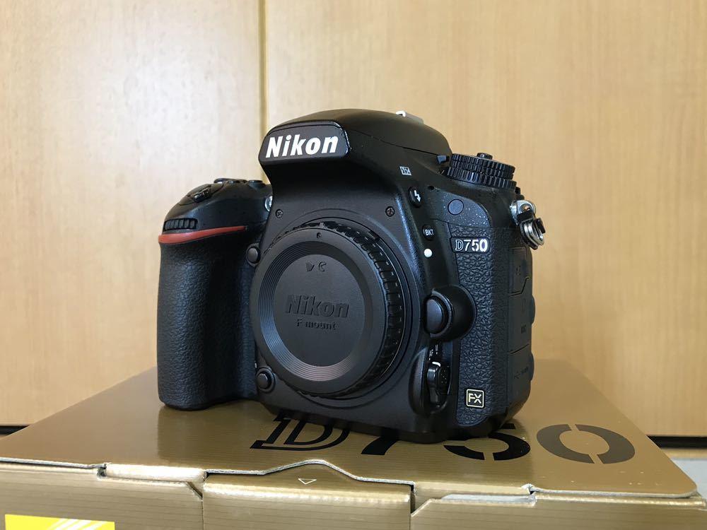 Nikon ニコン D750ボディ おまけ付き_画像3