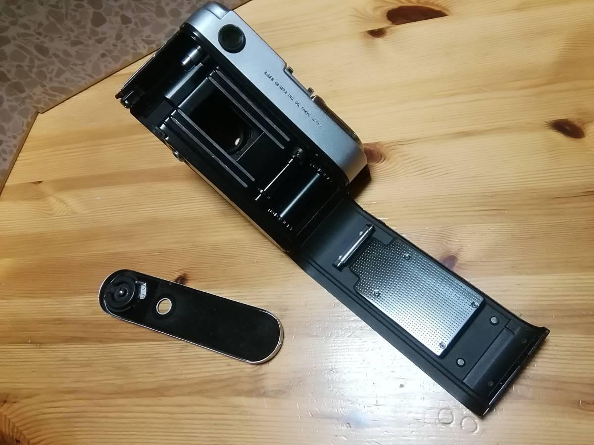 和製ライカM3 アイレス 35ⅢC f1.9付き アイレス写真機製作所 クラシックカメラ_画像3