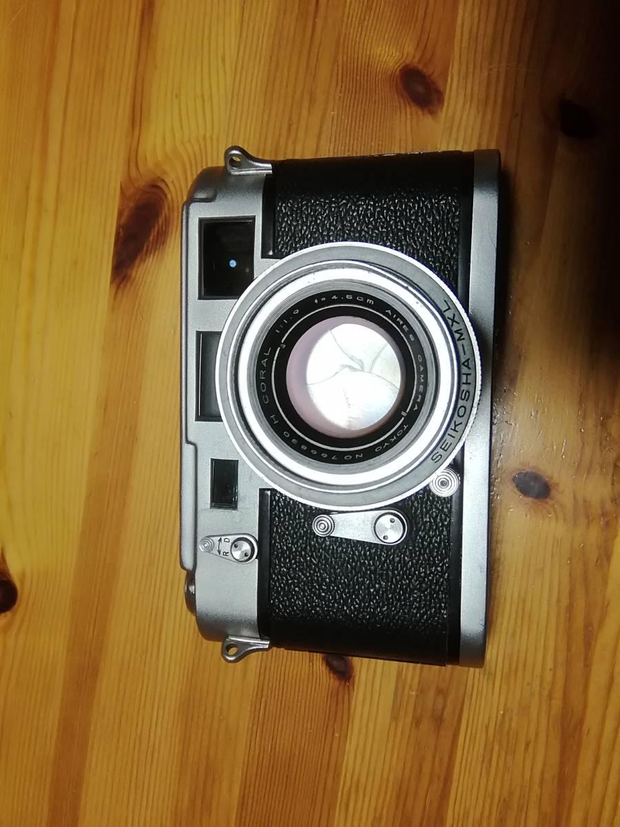 和製ライカM3 アイレス 35ⅢC f1.9付き アイレス写真機製作所 クラシックカメラ_画像5