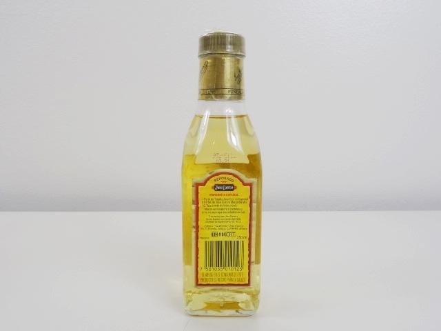 【令和記念!】未開封 JoseCuervo ホセ・クエルボ テキーラ 250ml 40% ミニボトル_画像2
