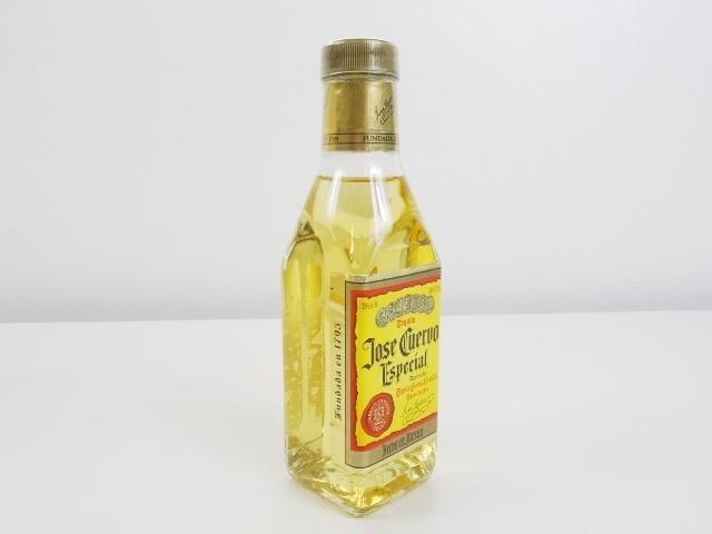 【令和記念!】未開封 JoseCuervo ホセ・クエルボ テキーラ 250ml 40% ミニボトル_画像3
