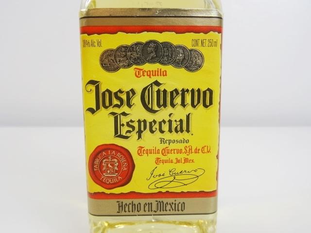 【令和記念!】未開封 JoseCuervo ホセ・クエルボ テキーラ 250ml 40% ミニボトル_画像5
