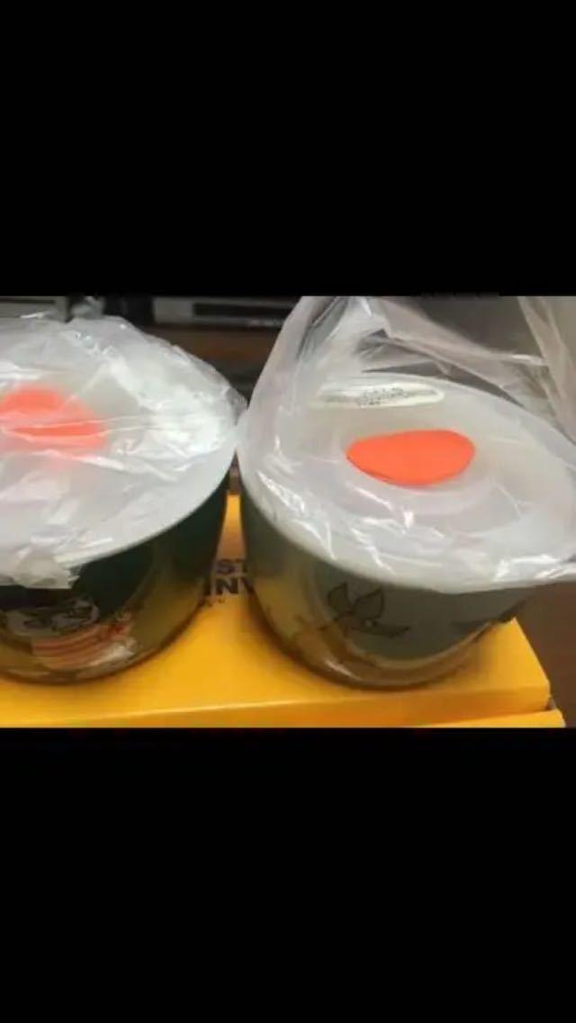 ムーミン レンジ容器 セット ペア ボウル カップ 保存容器_画像3