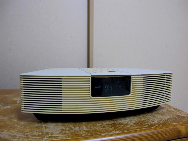 BOSE.ボ-ズのラジオ.WAVE RADIO.WAR1-0Wです_画像3