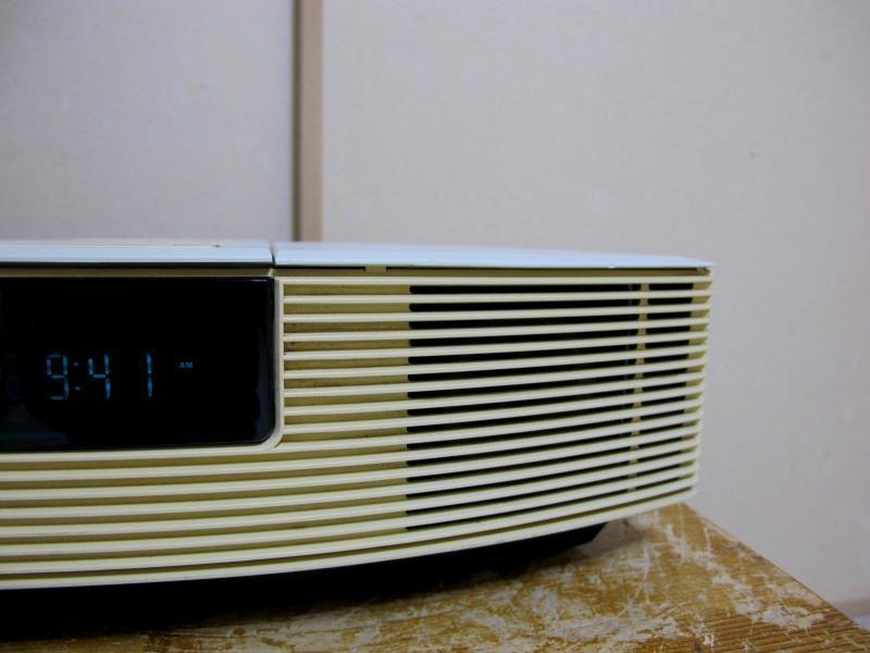 BOSE.ボ-ズのラジオ.WAVE RADIO.WAR1-0Wです_画像8