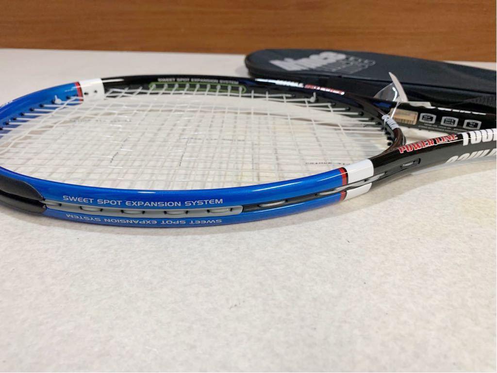 1円 未使用 prince プリンス POWER LINE IV 硬式テニスラケット 美品 売り切り_画像10