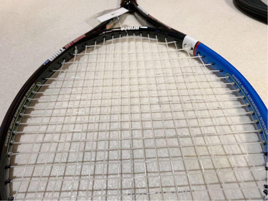 1円 未使用 prince プリンス POWER LINE IV 硬式テニスラケット 美品 売り切り_画像7