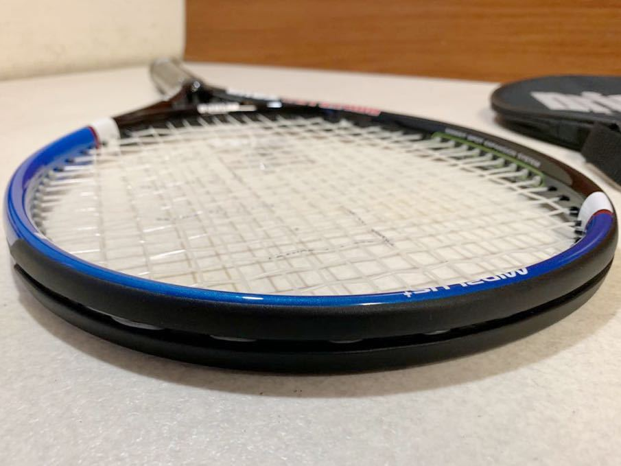 1円 未使用 prince プリンス POWER LINE IV 硬式テニスラケット 美品 売り切り_画像6