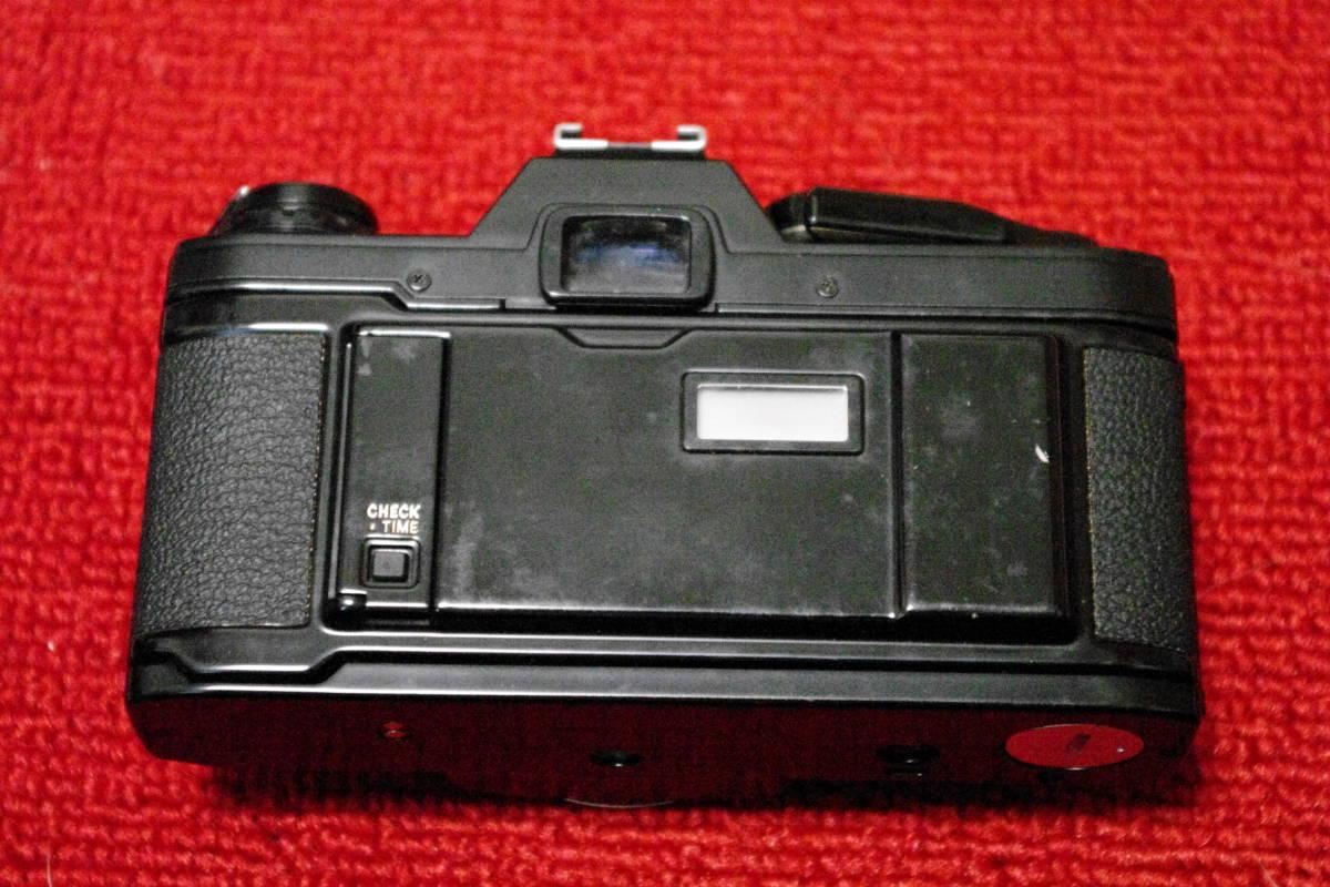 OLYMPUS オリンパス OM10 ブラック MF一眼レフ フィルムカメラ ■ik1_画像8