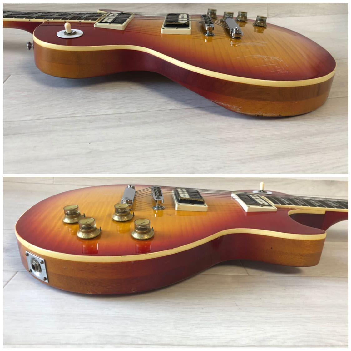 GRECO グレコ 中古 エレキギター 現状品 型番不明 ジャンク_画像5