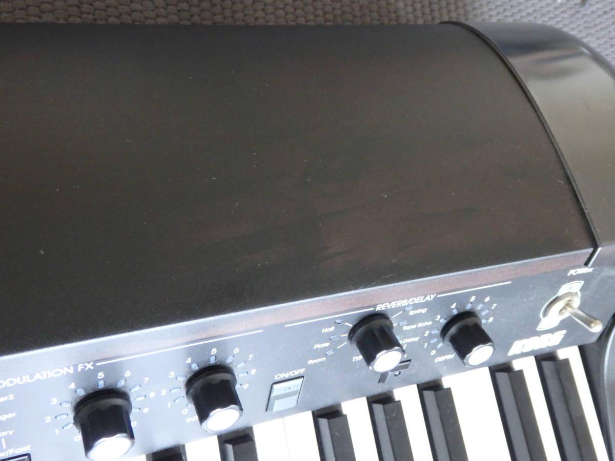 ■KORG コルグ ステージ・ビンテージ・ピアノ SV1-73-BK ブラック(専用キャリングバッグ付き)■_画像8