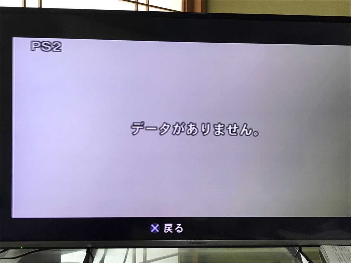 SONY PlayStation2 SCPH-50000NB 100V 本体 通電OK_画像3