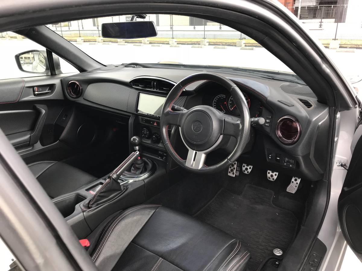 売り切り ワンオーナー G 車検令和2年7月 6速MT スロットルコントローラー 社外ボンネット フルセグTV_画像3