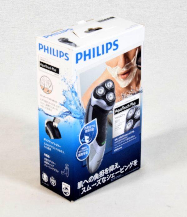 美品★フィリップス メンズシェーバー アクアタッチ AT891A