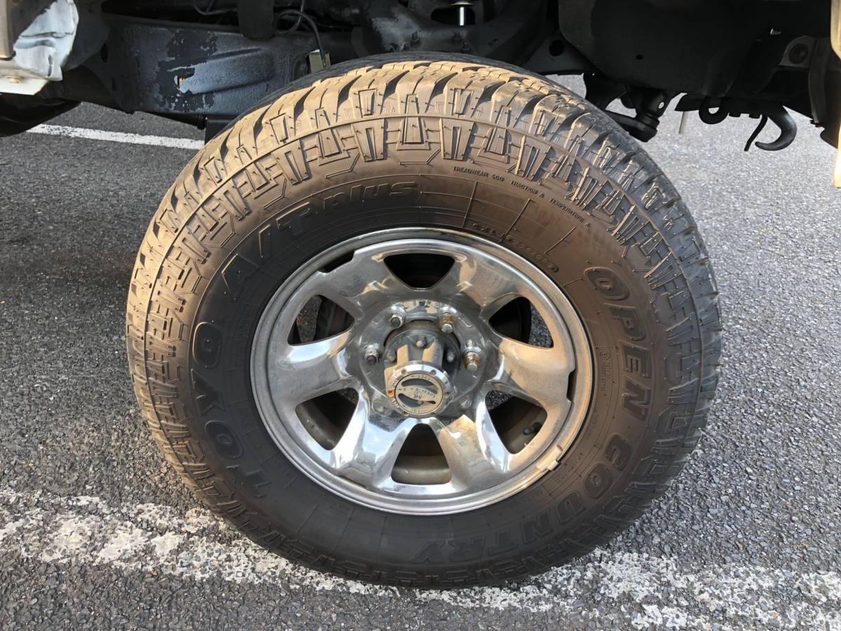 左ハン SR5 4WD NOX適合 車検アリ! サンルーフ リフトアップ 検索 ハイラックス ダットサン ピックアップ 米国トヨタ タコマ t100_画像3