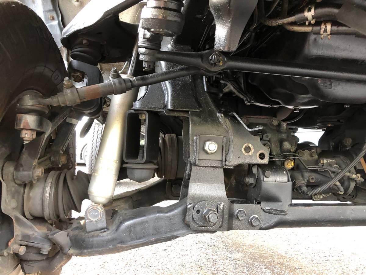 左ハン SR5 4WD NOX適合 車検アリ! サンルーフ リフトアップ 検索 ハイラックス ダットサン ピックアップ 米国トヨタ タコマ t100_画像2